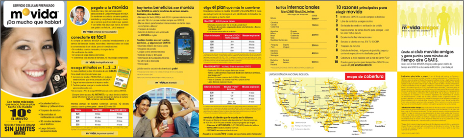 Movida Brochure